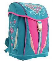 Рюкзак шкільний каркасний YES H-32 Heart Рожевий 556233, КОД: 1247949
