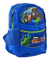 Рюкзак детский 1 Вересня K-20 M-Trucks Синий 556511, КОД: 1259292