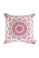 Декоративна подушка Alegra 125, Кольоровий; рожевий