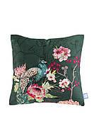 Декоративна подушка Blossom 125, Кольоровий ; зелений