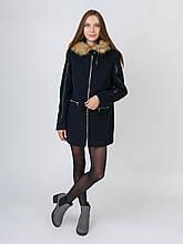 Женское пальто Maddison 42 Темно-синий 2900057067019, КОД: 1925967