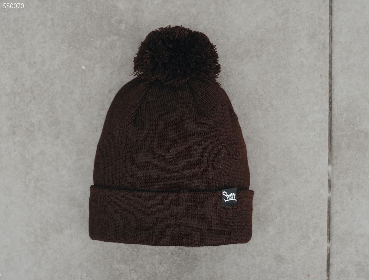Зимняя шапка Staff SS0070