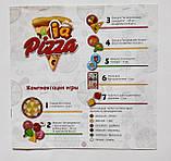 Настільна гра для всієї родини IQ Pizza 5+ (для 2-4 гравців) (Danko Toys), фото 7