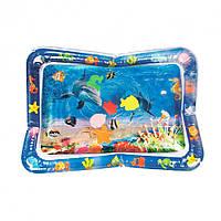 Коврик для младенца WM-2-3-4 (Дельфины)