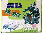SEGA G101 игровая приставка   поддержка картриджей Sega, фото 4