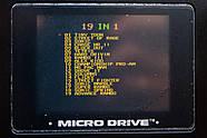 HAMY HG 806 портативная игровая приставка | 19 встроенных игр 16 бит | поддержка картриджей Sega, фото 3