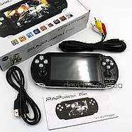 PAP GAMETA II Plus портативная приставка | 3000 встроенных игр 8-64 бит | поддержка карт памяти, фото 2