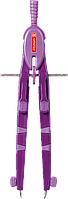 Циркуль Brunnen Peak 4 170 мм Фиолетовый 104954060, КОД: 1599902