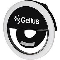 Кольцевая лампа для селфи Gelius Pro GP-SR001 Black 00000080691, КОД: 2401974