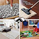 Липучки-фиксаторы для ковров угловые 4 шт/наб., фото 3