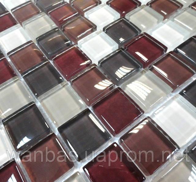 Мозаика стекло Mix C 05