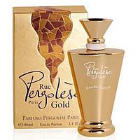 Парфюмированная вода для женщин Pergolese Gold 100мл 000000157, КОД: 1846649