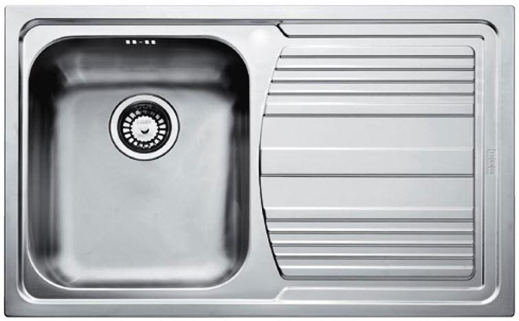 Кухонные мойки Franke Кухонная мойка из нержавеющей стали Franke Logica Line LLL 611-79, 101.0381.810, декор