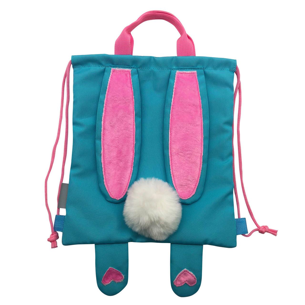 Сумка-мешок детская 1 Вересня SB-13 Honey bunny Разноцветный 556783, КОД: 1259082