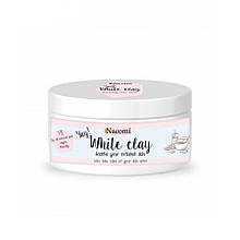 Глина белая каолин Nacomi White Clay, 50 г, КОД: 1321369