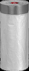 Клейка стрічка маскувальна DUCT TAPE з плівкою 13454, КОД: 1787277
