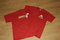 Печать, термоперенос на футболках, спецодежде