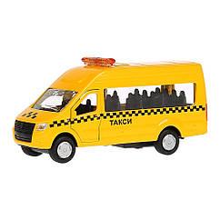 Автомодель Технопарк Газель Такси SB-18-19-T-WB, КОД: 2431893