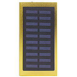 Внешний аккумулятор Solar Water Cube Gold 8000 mAh 258-10368, КОД: 1529830