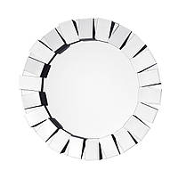 Настенное зеркало Fortuna 310 серебро, Серебистый, фото 1