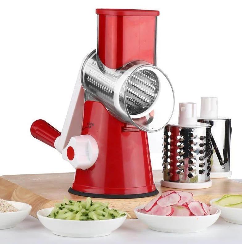 Овощерезка мультислайсер шинковка для овощей и фруктов Kitchen Master