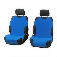 Чохли-майки Elegant на передні сидіння блакитні EL 105 247 новий дизайн