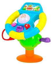 Автотренажер для малышей Hola Забавный руль 916 RULR, КОД: 1391296