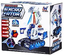 Интерактивная игрушка Музыкальный экскаватор 9805, КОД: 1859944