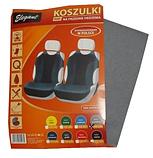Чохли-майки Elegant на передні сидіння темно-сірі EL 105 250 новий дизайн, фото 5
