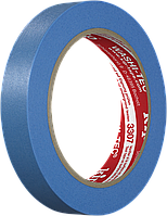 Малярна стрічка Кір Fineline WASHI-TEC® для робіт на відкритому повітрі Синя 13423, КОД: 1787223