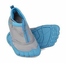 Аквашузы детские Spokey Reef 26 Серо-голубой s0477, КОД: 711239