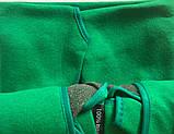 Чохол-майка Elegant на заднє сидіння зелена EL 105 238 новий дизайн, фото 2
