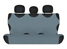 Чохол-майка Elegant на заднє сидіння сіра EL 105 240 новий дизайн