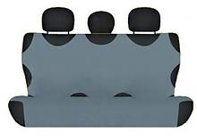 Чохол-майка Elegant на заднє сидіння темно-сіра EL 105 242 новий дизайн