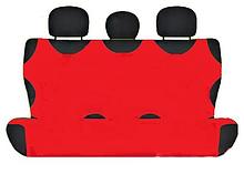 Чохол-майка Elegant на заднє сидіння червона EL 105 243 новий дизайн