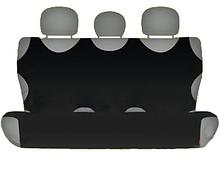 Чохол-майка Elegant на заднє сидіння чорна EL 105 244 новий дизайн