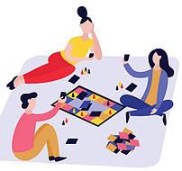 Психологические настольные игры