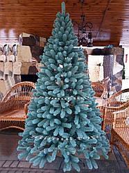 Ялинка лита Буковельська 1.3 метри ✓ Ель литая Буковельская голубая ✓ Штучна блакитна ялинка
