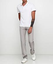 Мужские брюки Classico Jeans 30 34 Серые 82432, КОД: 1470501