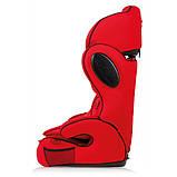 Автокрісло Heyner 9-36 кг MultiProtect Ergo 3D-SP Racing Red 791 300, фото 2