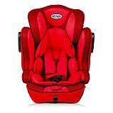 Автокрісло Heyner 9-36 кг MultiProtect Ergo 3D-SP Racing Red 791 300, фото 4