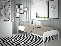 Кровать Виола мини Tenero 800х1900 Белый бархат 10000039, КОД: 1555587