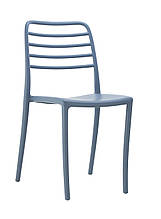Стул пластиковый I SIT Furniture Line Светло-синий M0104007, КОД: 1580664