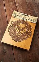 Скетчбук Drevych Lion A5 80 листов 0156156, КОД: 2447875