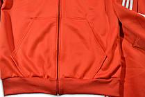 Мужской спортивный костюм дайвинг красный, фото 2
