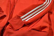 Мужской спортивный костюм дайвинг красный, фото 3