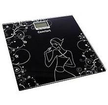 Напольные электронные весы Bathroom scale до 150 кг bks02189, КОД: 2370587