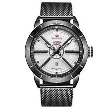 Часы NaviForce BWB-NF9155 Стальные, КОД: 1699974