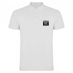 Поло Нисан (Nissan) мужское, тенниска Нисан, мужская футболка Нисан, Турецкий хлопок, копия
