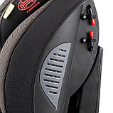 Автокресло Heyner 9–36 кг MultiFix Aero+ Pantera Black 796 110, фото 3